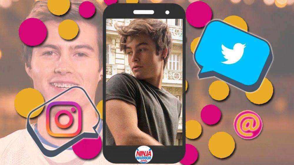 Daniel Baturone, concursante de 'Ninja Warrior', levanta pasiones en las redes sociales