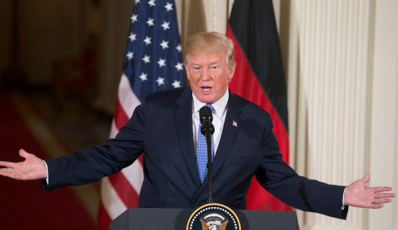 El presidente estadounidense, Donald J. Trump.