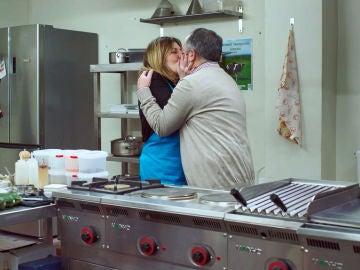 Bego y Sabino reavivan la llama del amor