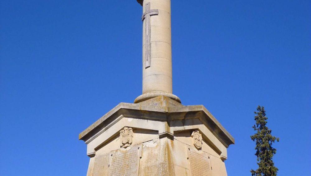 Monumento en cuestión