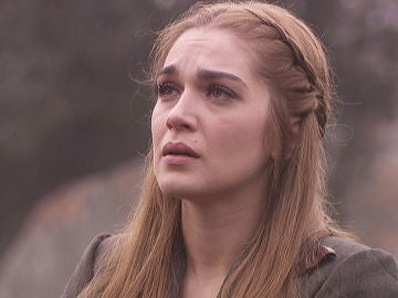 "Julieta, a Saúl: ""Dime que todo va a salir bien, por favor"""