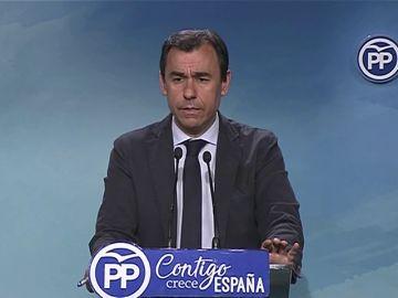 """Martínez Maillo transmite un mensaje de tranquilidad a los madrileños y les dice que """"el proyecto continúa"""""""