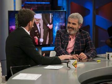 El Hormiguero: Lorenzo Caprile (07-05-18)