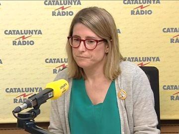 """Artadi dice que si se cierra """"la ventana"""" para investir a Puigdemont activarán la investidura de otro candidato antes del día 14"""