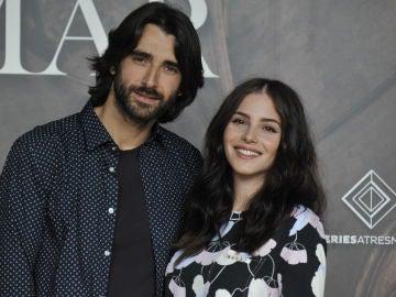 Aitor Luna y Andrea Duro son Arnau y Aledis