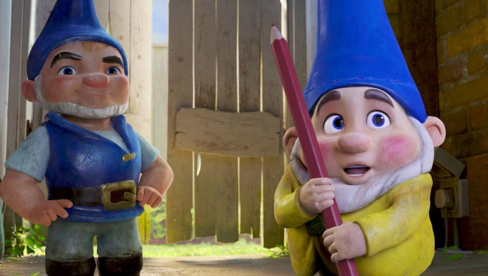 Fotograma de 'Sherlock Gnomes'