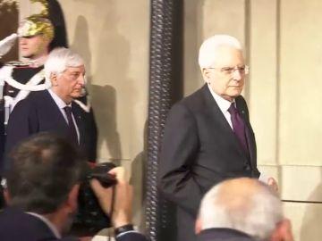 Mattarella propone un Gobierno neutral que desbloquee Italia hasta diciembre