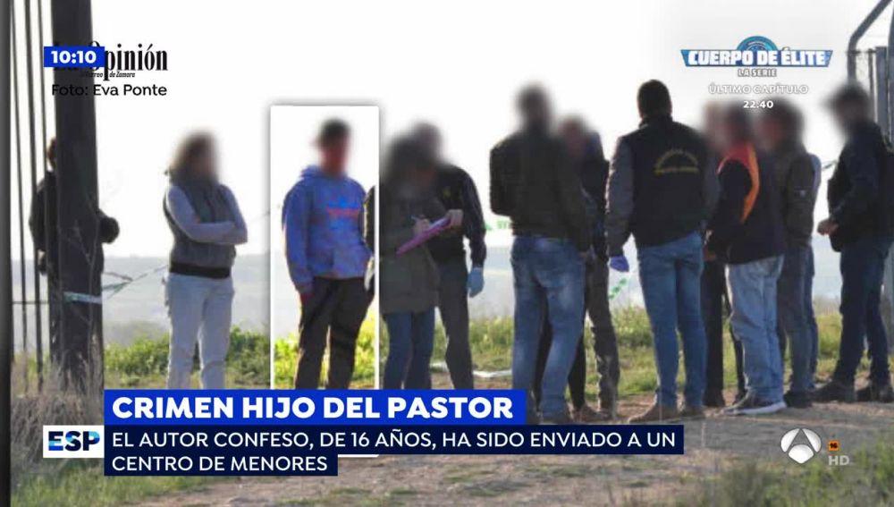 crimen de Castrogonzalo
