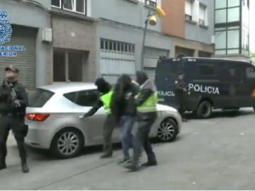 Operación antiyihadista en España y Marruecos
