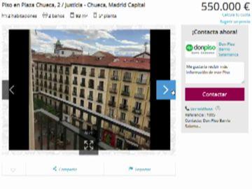 Hacienda para actualizar el catastro toma como referencia los portales de venta de inmuebles