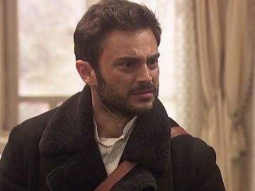 """Saúl advierte a Prudencio: """"A mí me ama Julieta"""""""