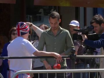 Más de 5.000 miembros de la prensa cubrirán la boda del príncipe Harry