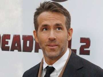 Ryan Reynolds en la premiere de 'Deadpool 2'