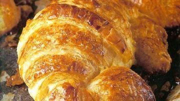 croissants o cruasanes caseros