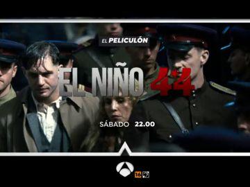Tom Hardy protagoniza 'El Niño 44' en El Peliculón