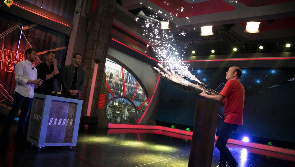 ¿Quieres conocer el mágico brazo biónico de Jandro?