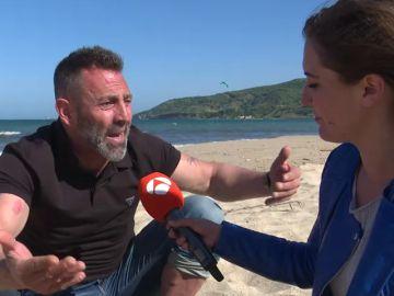 El abuelo del niño arrollado en Algeciras cuenta el comportamiento del piloto de la lancha