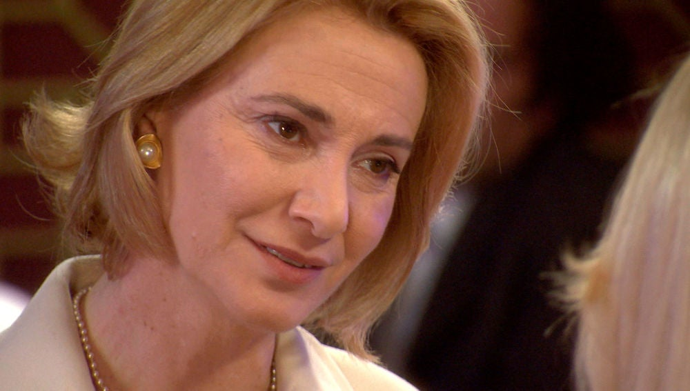 "Matilde amenaza a Charo:""No te voy a permitir que jueges con mi familia"""