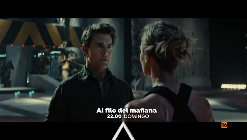 Tom Cruise protagoniza 'Al filo del mañana' en El Peliculón