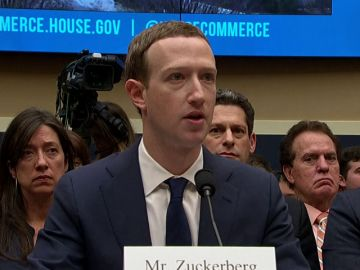 Zuckerberg comparecerá ante la Eurocámara por la filtración masiva de datos de Facebook