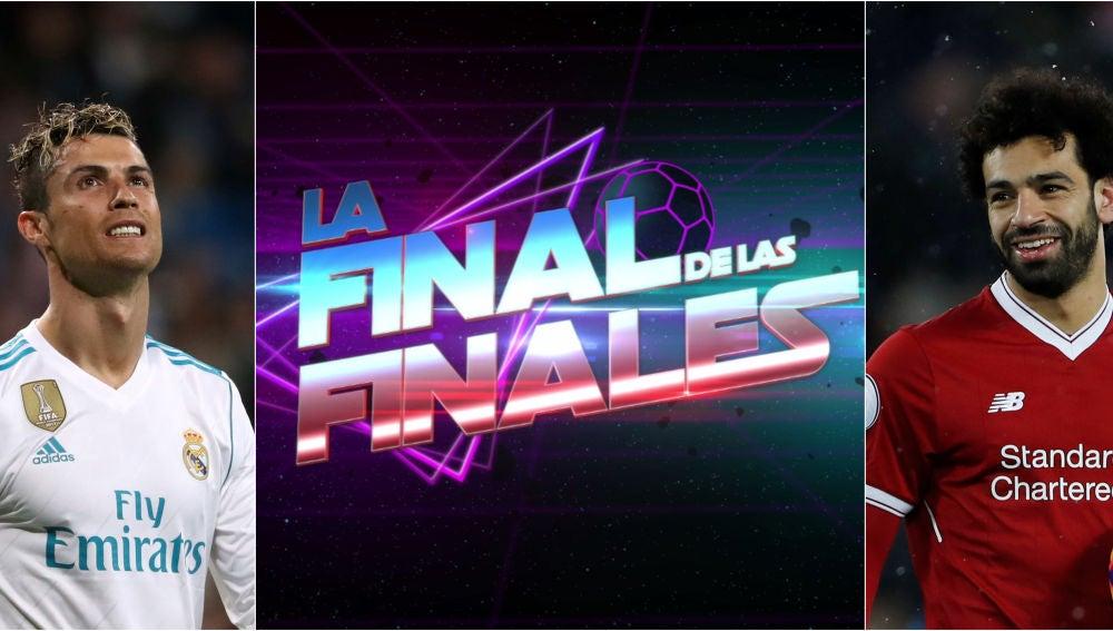 La final de la Champions Total, en Atresmedia