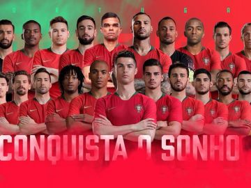 Cristiano Ronaldo liderará a Portugal en el Mundial