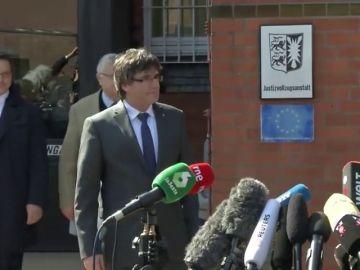 El juez Llarena avisa a Alemania de que la petición contra Puigdemont cumple con los requisitos de la euroorden