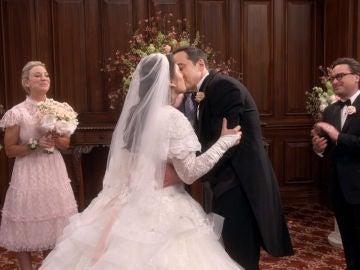 Boda de Amy y Sheldon
