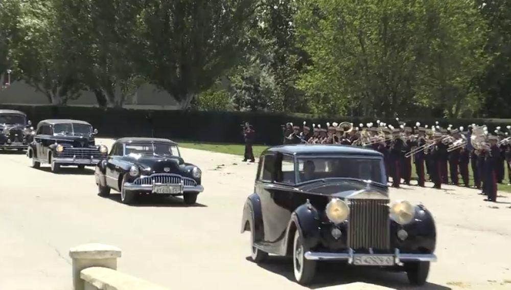 Los coches al servicio del Rey, una de las mejores colecciones del mundo