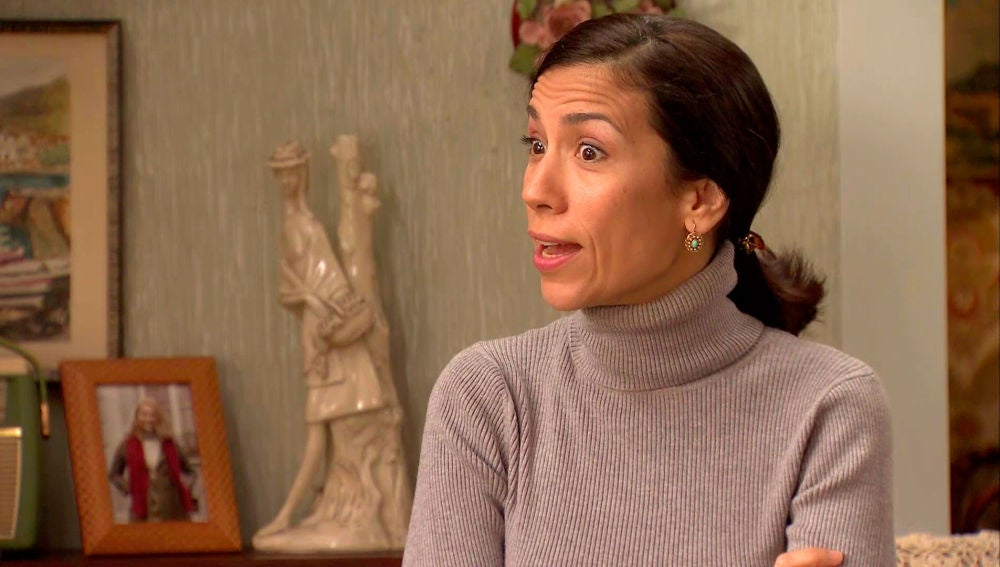 """Manolita aconseja a María: """"Los tiempos cambian pero hasta el matrimonio, nada"""""""