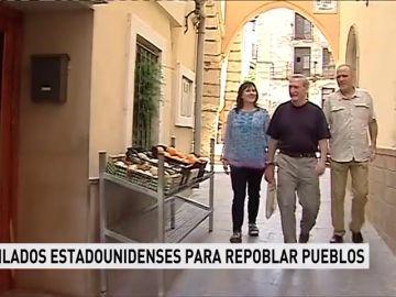 Una iniciativa pretende traer jubilados estadounidenses para repoblar pueblos españoles