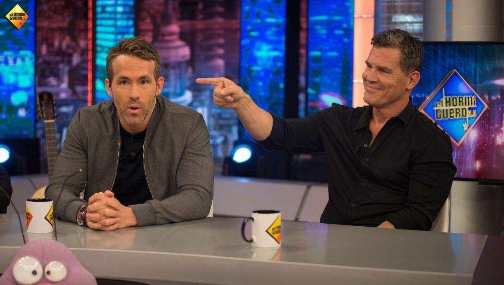 ¿Quién pelea mejor: Ryan Reynolds o Josh Brolin?