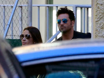 David Bustamante y su nueva novia Yana Olina
