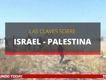 Las claves sobre Israel - Palestina