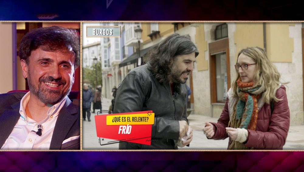 JJ Vaquero y el Comandante Lara descubren las diferencias de idioma entre el norte y sur de España