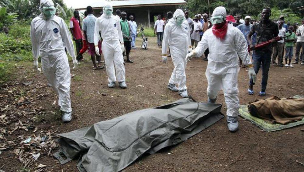 La OMS preocupada por un caso de ebola confirmado en el area urbana del Congo