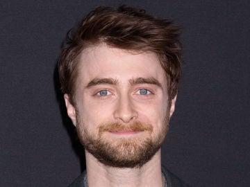 El actor Daniel Radcliffe
