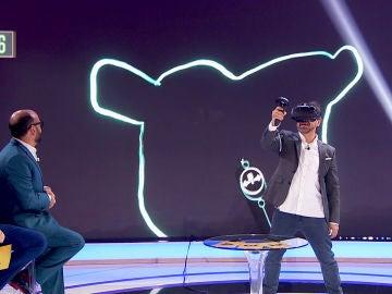 José Mota juega al fantástico 'Pictionary virtual' en 'La noche de Rober'
