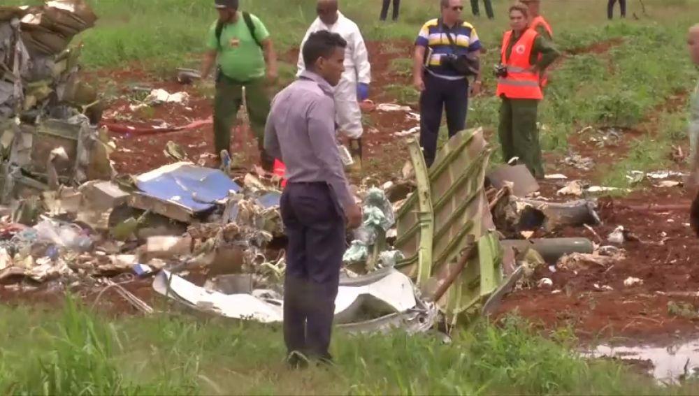 """Felipe VI transmite el """"más profundo pesar"""" y """"solidaridad"""" de los españoles a Cuba tras el accidente aéreo en La Habana"""
