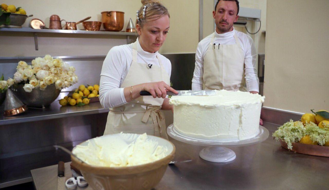 Comienzan a preparar la tarta de boda de Harry y Meghan