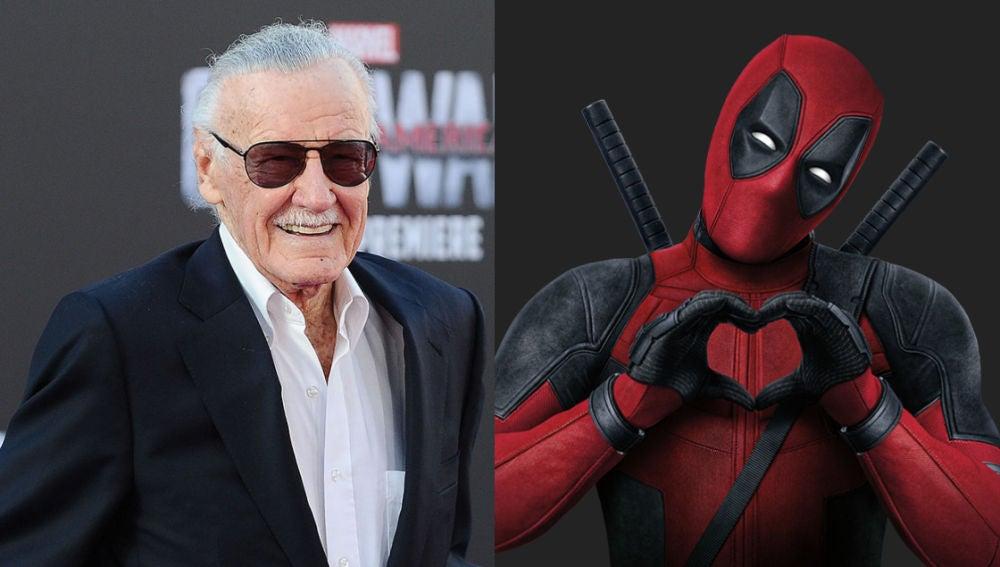 """El """"cameo"""" de Stan Lee en 'Deadpool 2'"""