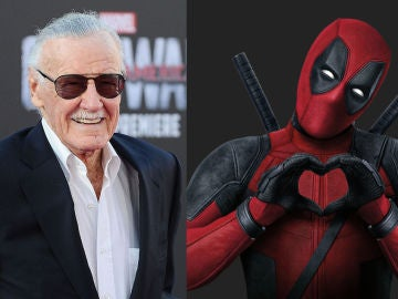 "El ""cameo"" de Stan Lee en 'Deadpool 2'"