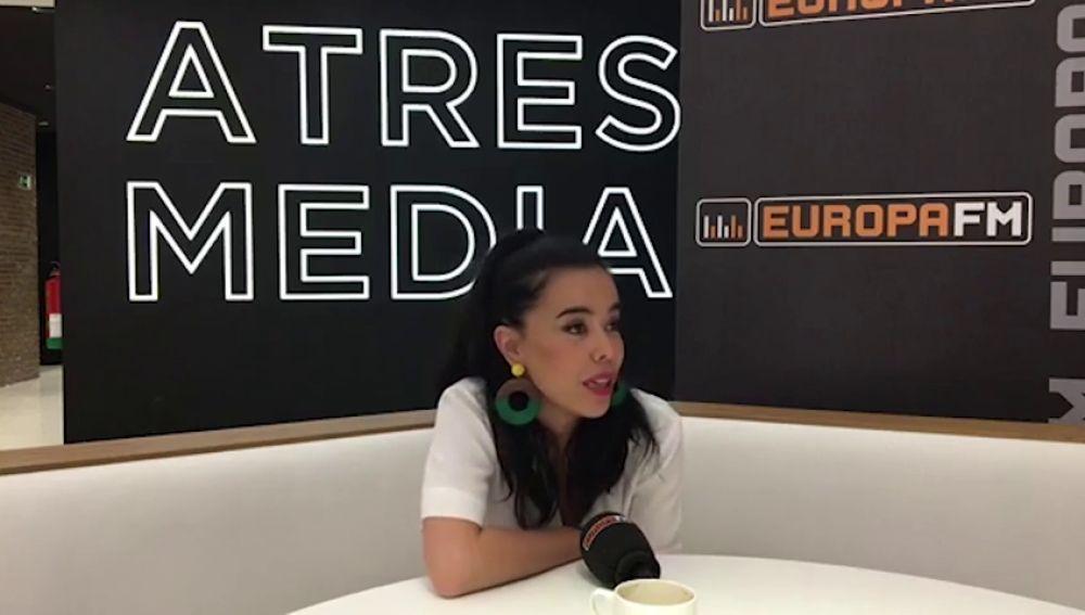 """Beatriz Luengo confiesa cómo escribió """"No me dejes caer"""", su dúo con Blas Cantó"""