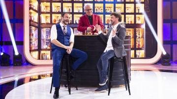 Leo Harlem, Roberto Vilar y José Mota debaten sobre el cine clásico vs. el cine actual