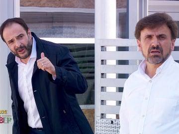 La gran bronca de José Mota a Roberto Vilar antes de acudir a 'La noche de Rober'