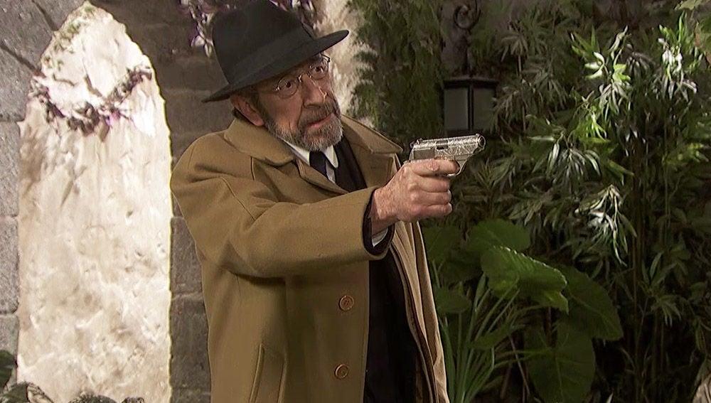 El general Pérez de Ayala, a punto de cometer una locura