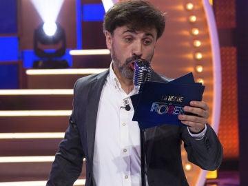 José Mota reparte dinero entre el público si conocen el final de la famosa canción