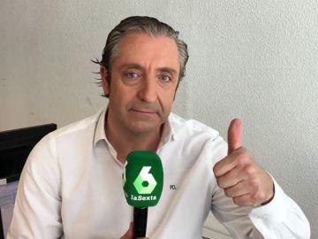 La porra de Josep Pedrerol para la final de la Champions: Real Madrid 3-1 Liverpool