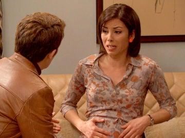 """Raquel se arma de valor y le confiesa a Durán su gran temor: """"No sé si este hijo es tuyo"""""""