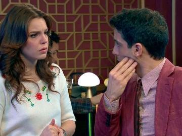María abofetea a Ignacio por una confusión